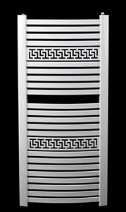 Obrazek Grzejnik łazienkowy Fischer Apollo 90x50